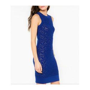 Michael Kors Dress Women Sleeveless Sweater Lace